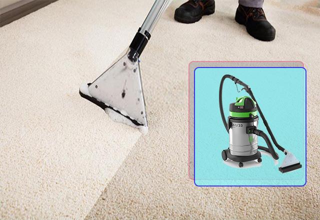 Sử dụng IPC GS 1/33 EXT giặt sạch thảm, ghế sofa