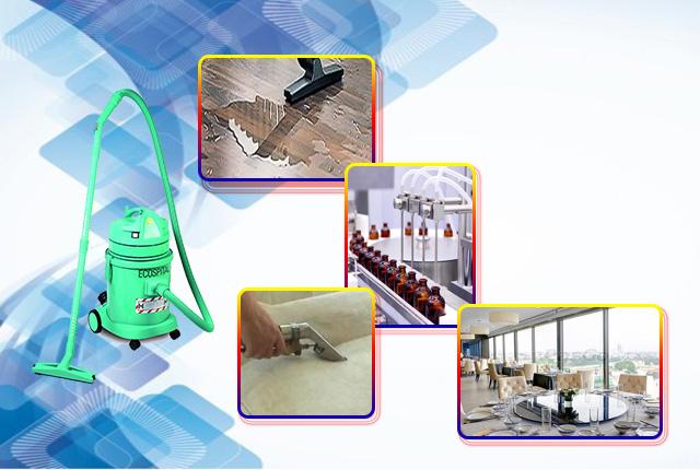 IPC ECOSPITAL được ứng dụng tại những không gian yêu cầu chất lượng vệ sinh cao