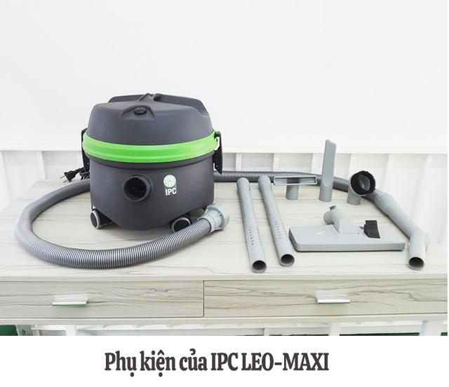 máy hút bụi khô IPC LEO-MAXI