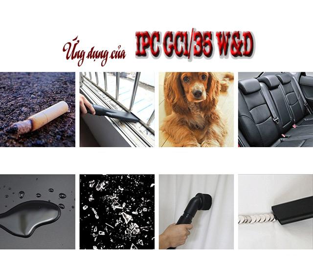 IPC GC1/35 W&D được ứng dụng rộng rãi