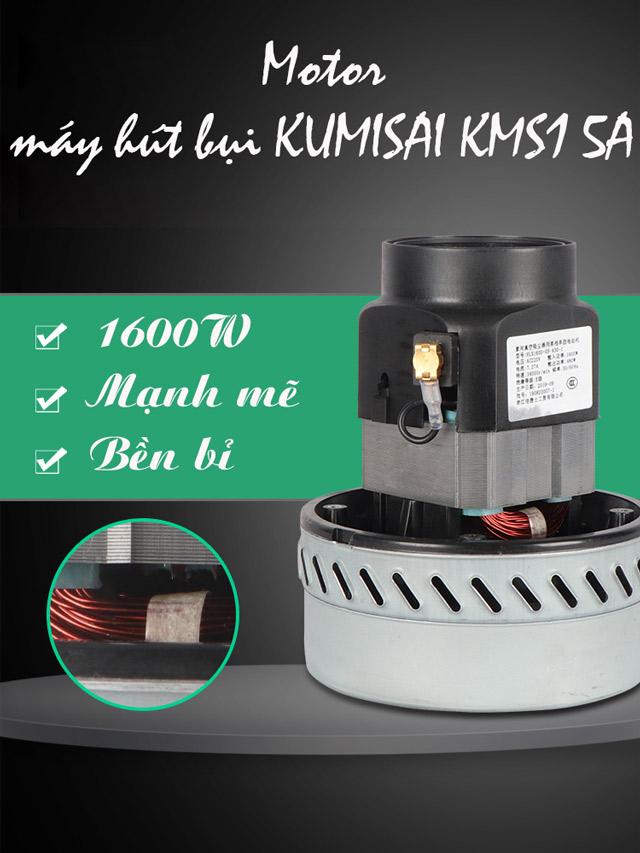 Máy hút bụi Kumisai KMS 15A