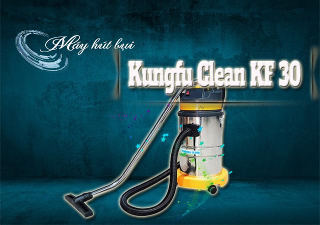 Máy hút bụi Kungfu Clean KF 30