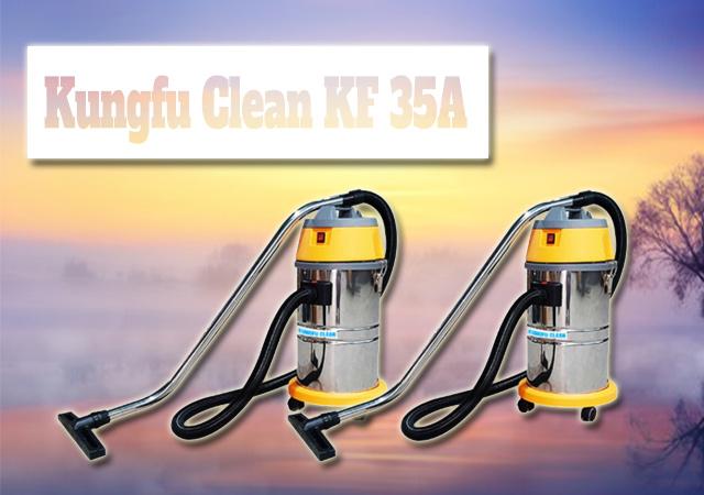 Máy hút bụi Kungfu Clean KF 35A