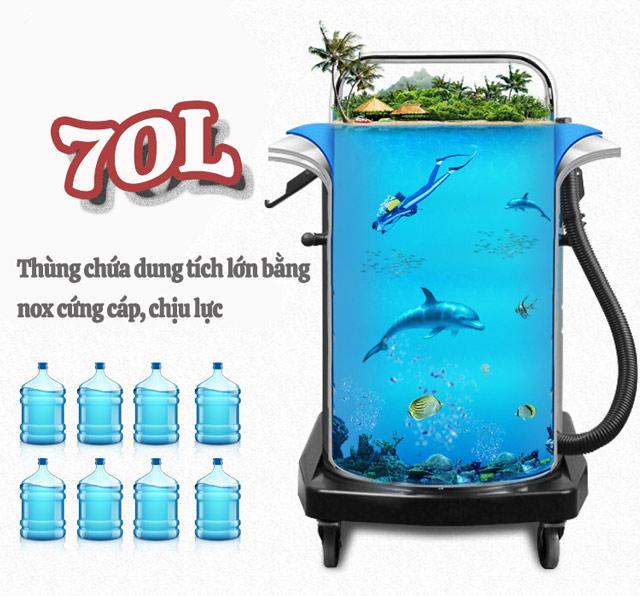 Máy hút bụi Kungfu Clean KF 70A