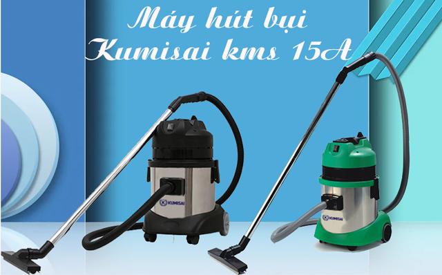 Máy hút bụi loại nhỏ Kumisai KMS 15A