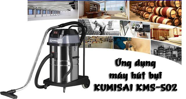 Máy hút bụinhà xưởng Kumisai KMS-502