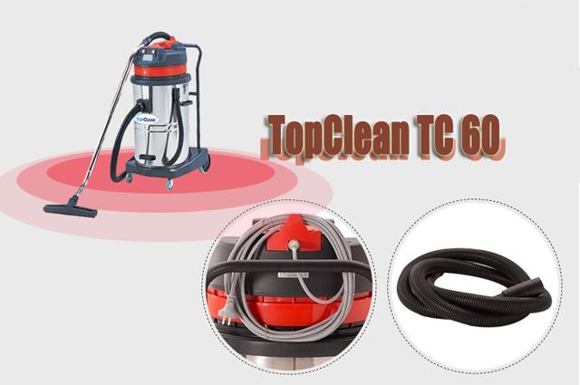 Một số bộ phận của TopClean TC 60
