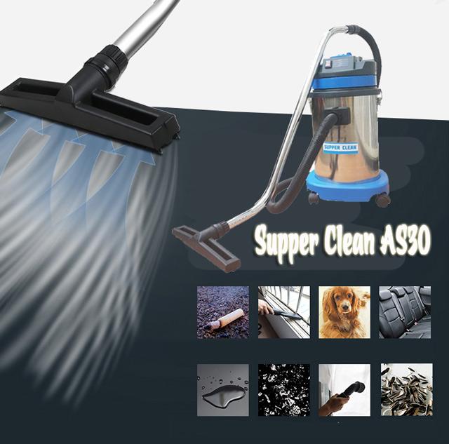 Khả năng làm sạch triệt để của Supper Clean AS30
