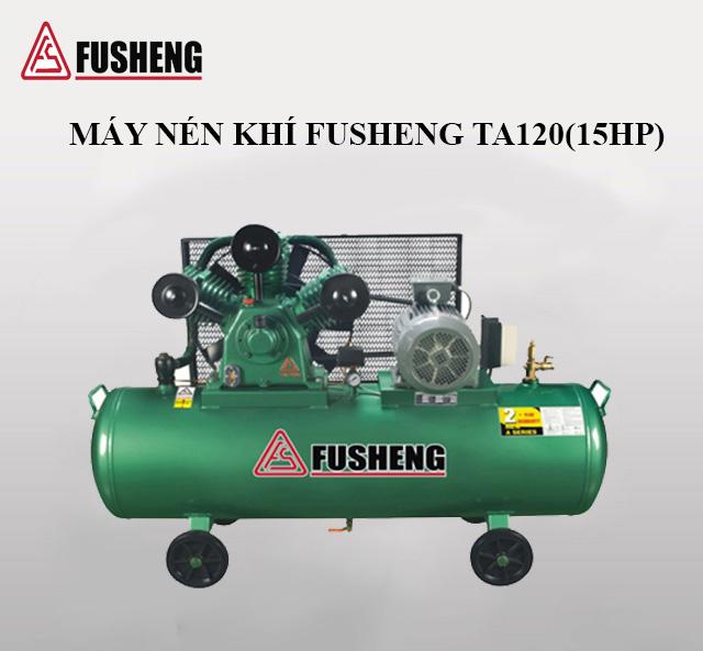Model máy nén khí Fusheng TA120(15HP)