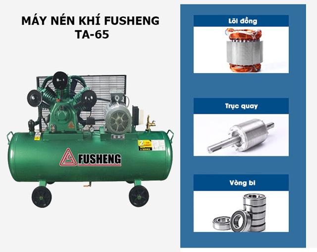 Fusheng TA-65 - Thiết kế đơn giản, nhỏ gọn