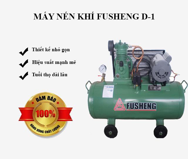 Model nén không khí Fusheng D-1