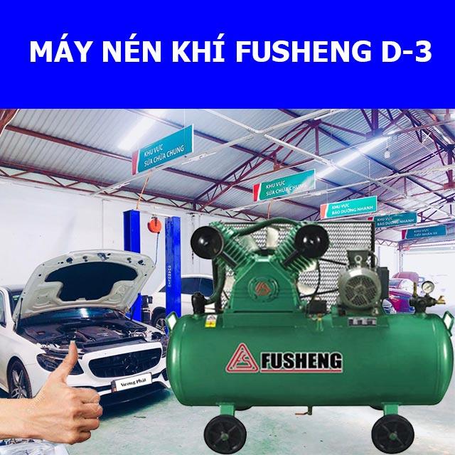 Máy khí nén Fusheng D-3