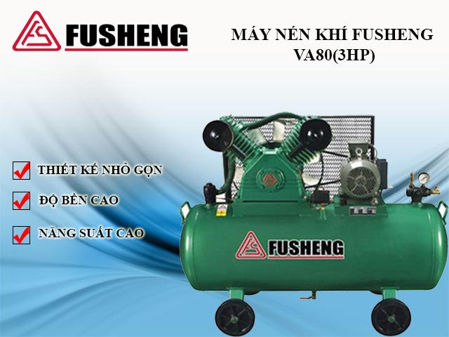 Máy nén hơi Fusheng VA80(3HP)