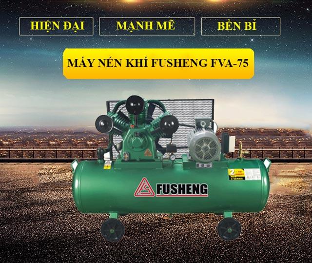 Model nén hơi không dầu Fusheng FVA-75