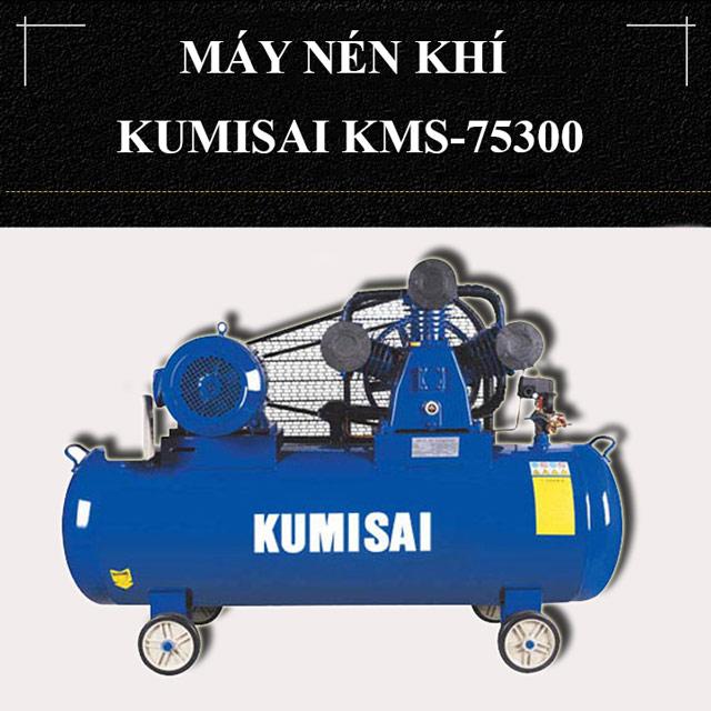 Model máy nén hơi Kumisai KMS-75300