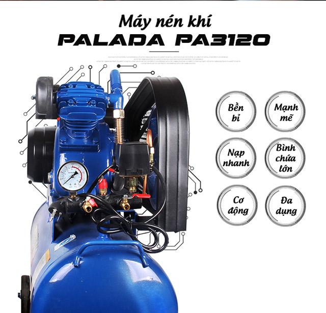 máy nén hơi Palada PA1320