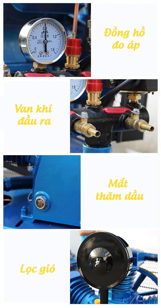 Bộ phận của máy nén Palada PA-150500