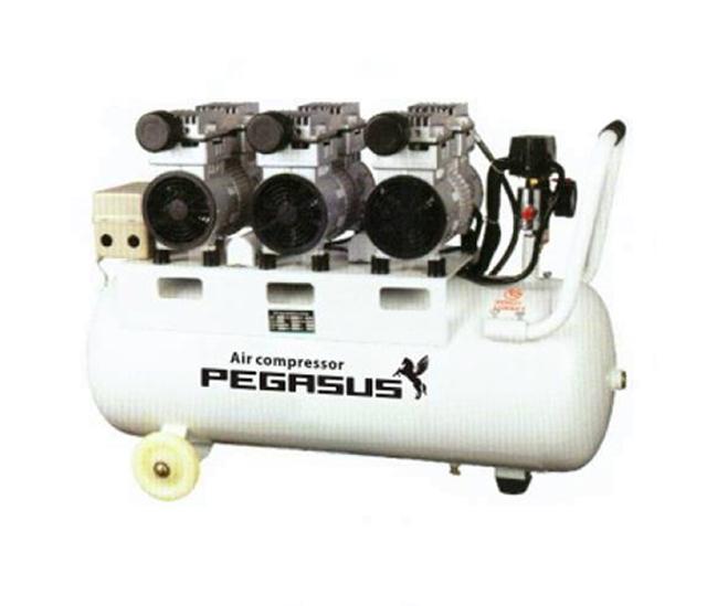 Máy nén khí không dầu Pegasus TM-OF750-70L