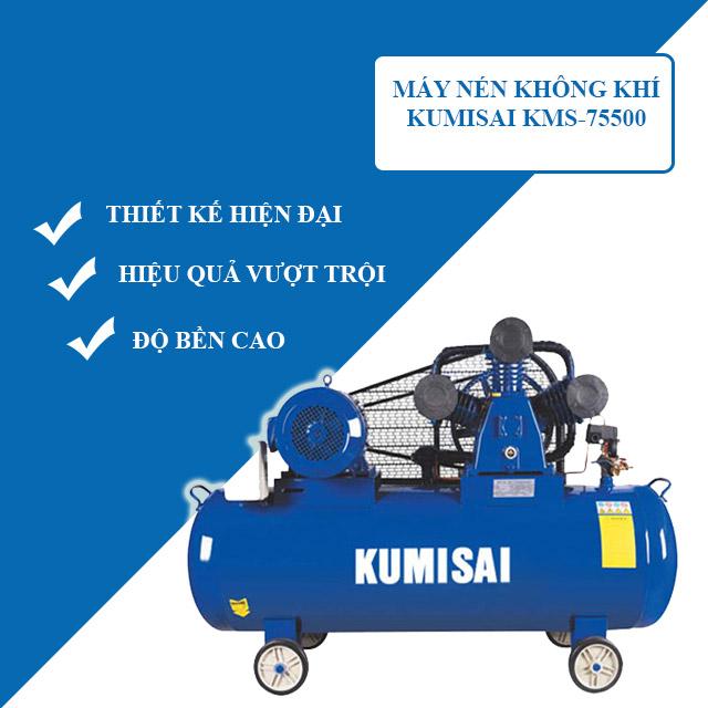 Kumisai KMS-75500 - Sự lựa chọn hàng đầu của doanh nghiệp