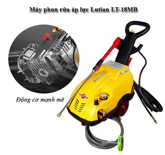 Máy phun rửa áp lực Lutian LT-18MB