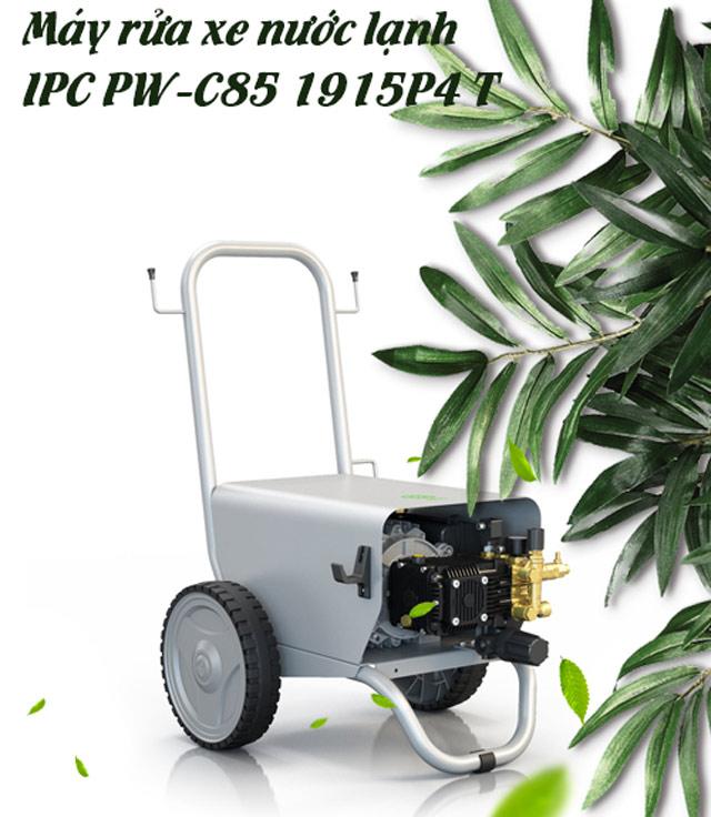 Máy phun rửa xe nước lạnh IPC PW-C85 1915P4 T