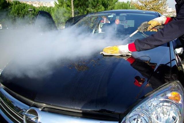 Máy phun rửa xe nước nóng IPC V200 MD-H 2015 PiD