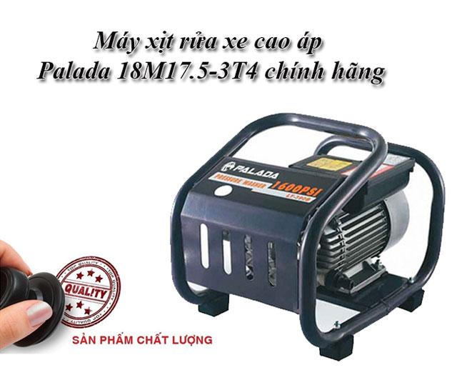 Máy phun rửa xe cao áp Palada LT-390B 1.8KW