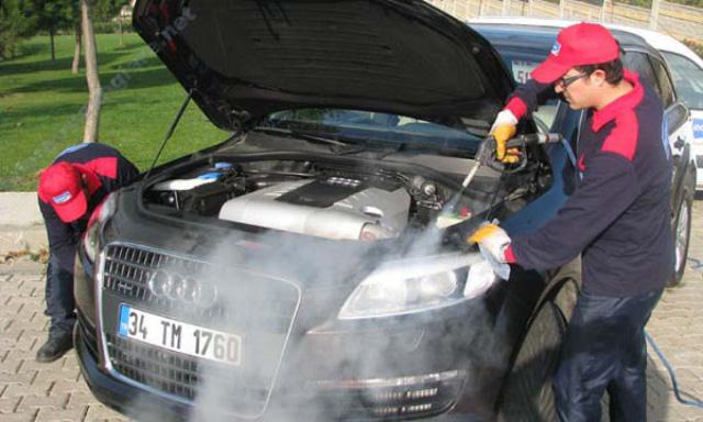 Máy rửa hơi nước nóng IPC SG-50S 5014 T