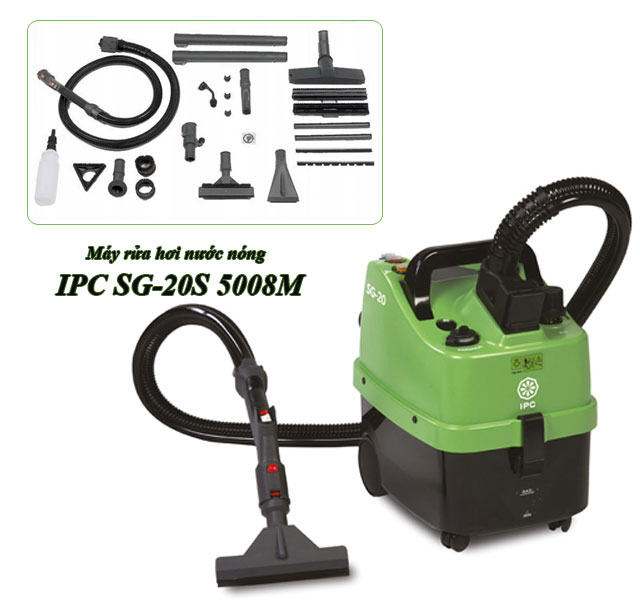 Máy rửa hơi nước nóng IPC SG-20S 5008M