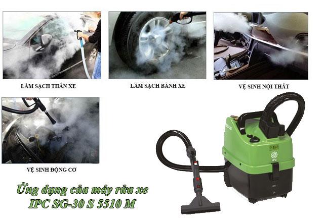máy rửa xe IPC SG-30 S 5510 M