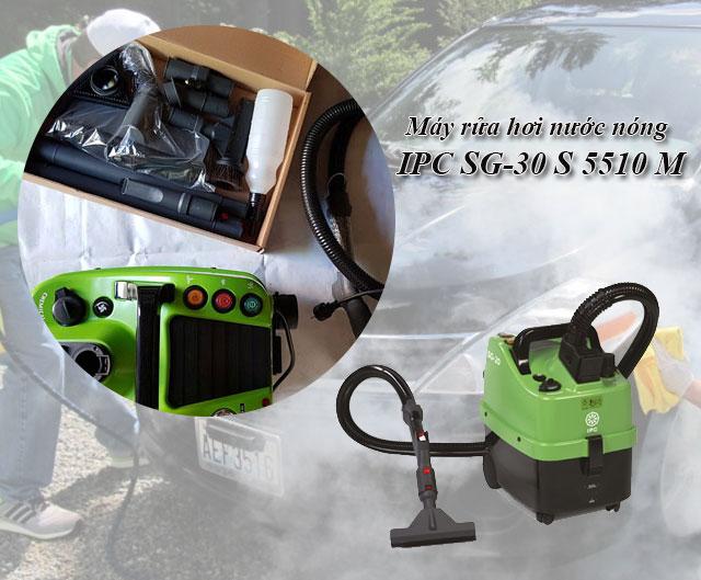 Máy rửa hơi nước nóng IPC SG-30 S 5510 M