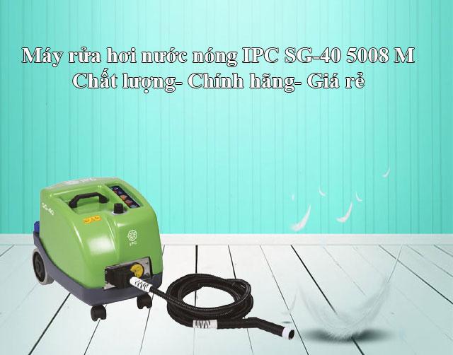 Máy rửa hơi nước nóng IPC SG-40 5008 M