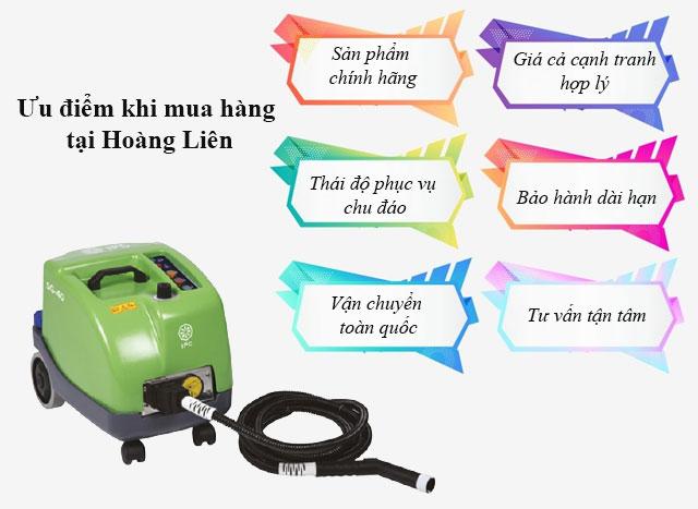 Địa chỉ mua máy rửa hơi nước nóng IPC SG-40 5008 M chất lượng