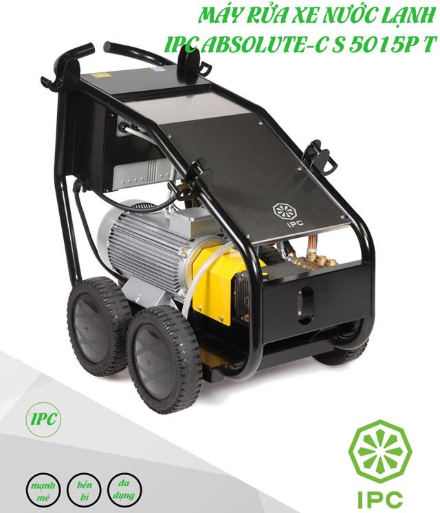Máy rửa xe IPC ABSOLUTE-C S 5015P T