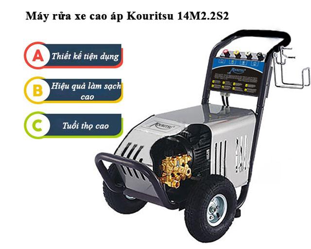 Kouritsu 14M2.2S2 chính hãng
