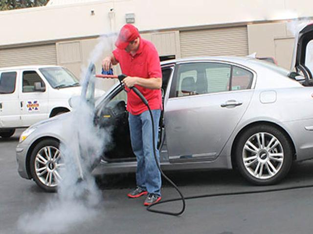 Máy rửa xe hơi nước nóng IPC SG-50S 5014 T