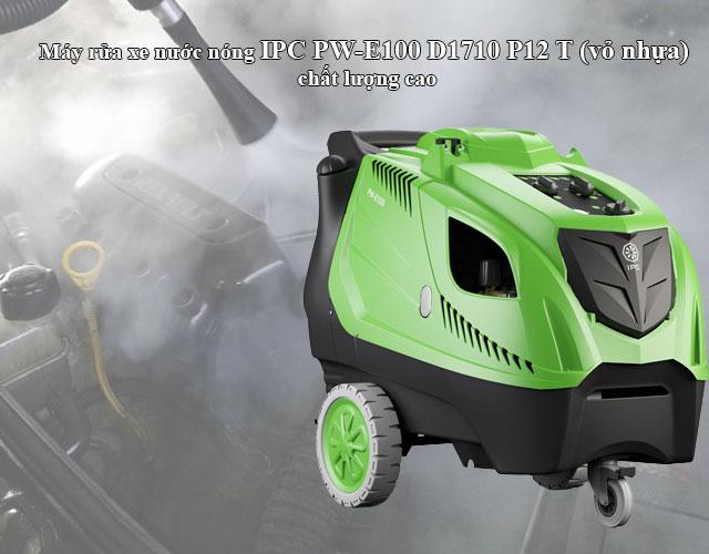 Máy rửa xe nước nóng IPC PW-E100 D1710 P12 T (vỏ nhựa)