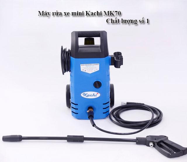 Máy rửa xe mini Kachi MK70