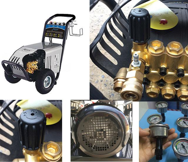 máy xịt rửa xe cao áp Kouritsu 14M2.2S2