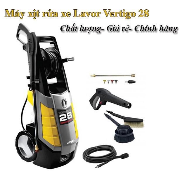 Máy rửa xe Lavor Vertigo 28