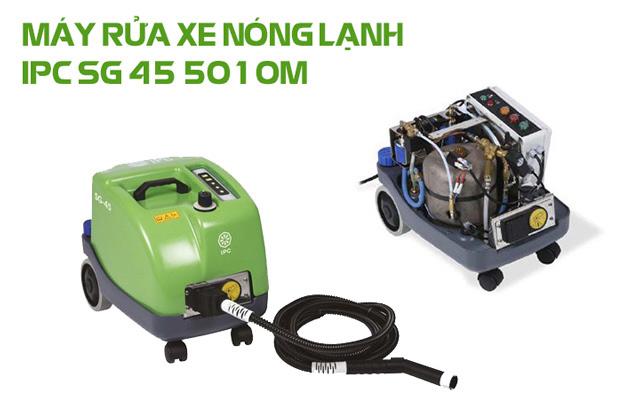 Máy rửa xe nóng lạnh IPC SG 45 5010M