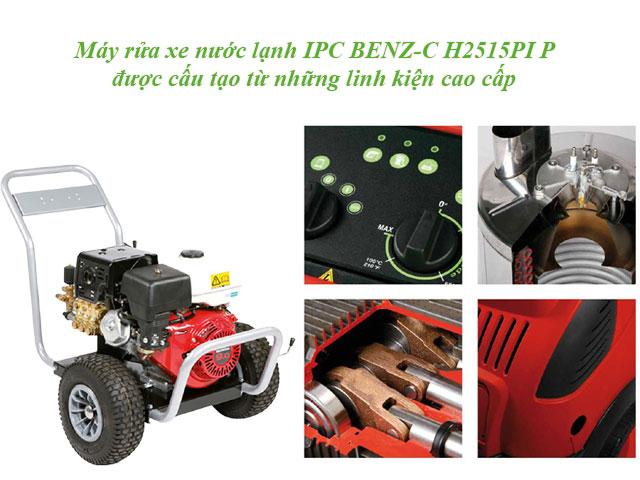 máy rửa xe IPC BENZ-C H2515PI P