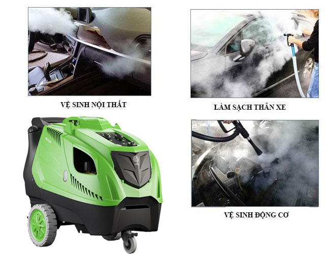 Máy rửa xe nước nóng IPC PW-E100 D1710 P12 T
