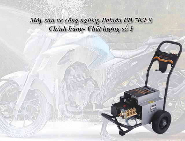 Máy rửa xe Palada PD 70/1.8