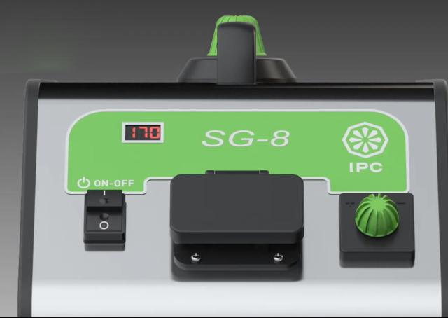 Máy xịt rửa hơi nước nóng IPC SG-08 S 4507 M