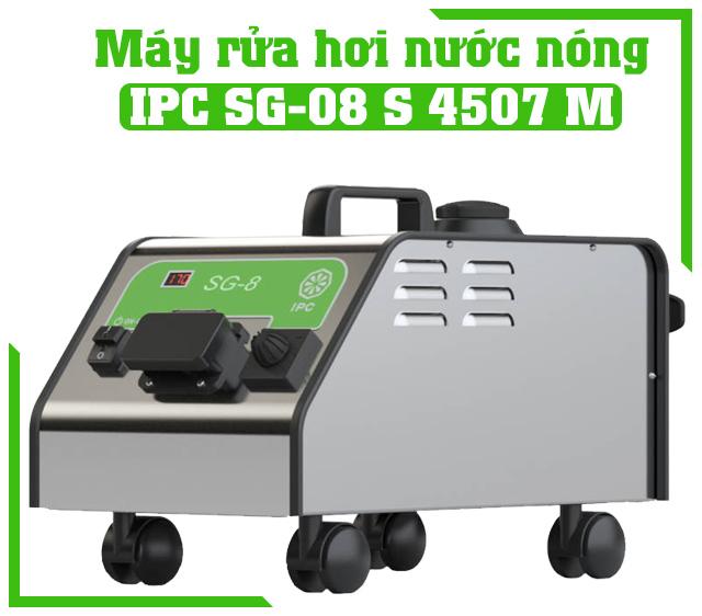 Máy xịt rửa nước nóng IPC SG-08 S 4507 M