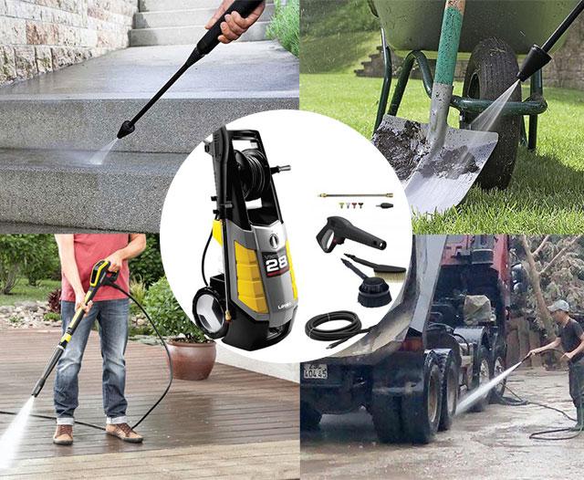 Máy xịt rửa xe Lavor Vertigo 28
