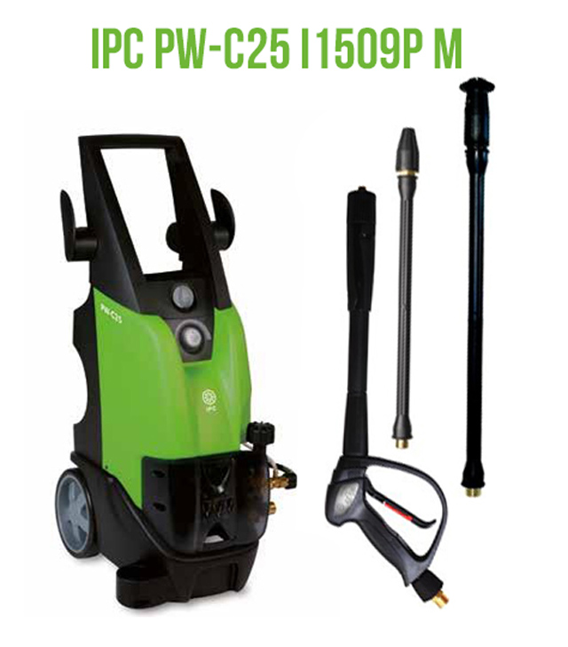 Máy xịt rửa xe nước lạnh IPC PW-C25 I1509P M