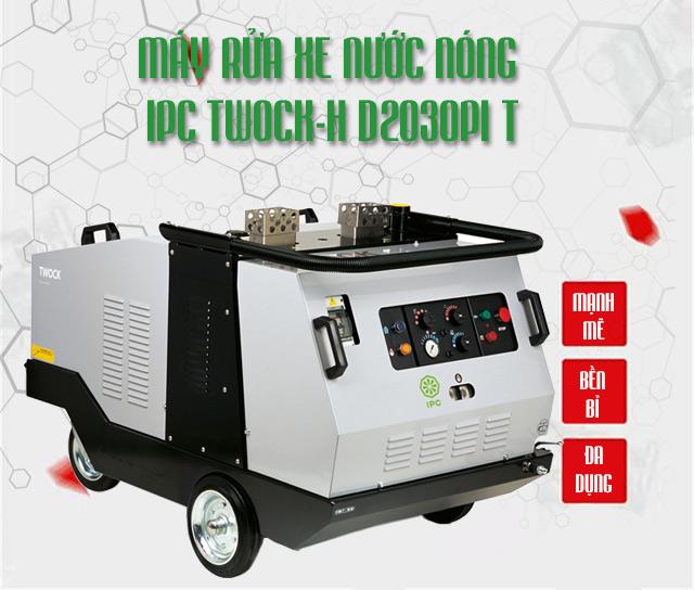 Máy xịt rửa xe nước nóng IPC TWOCK-H D2030PI T