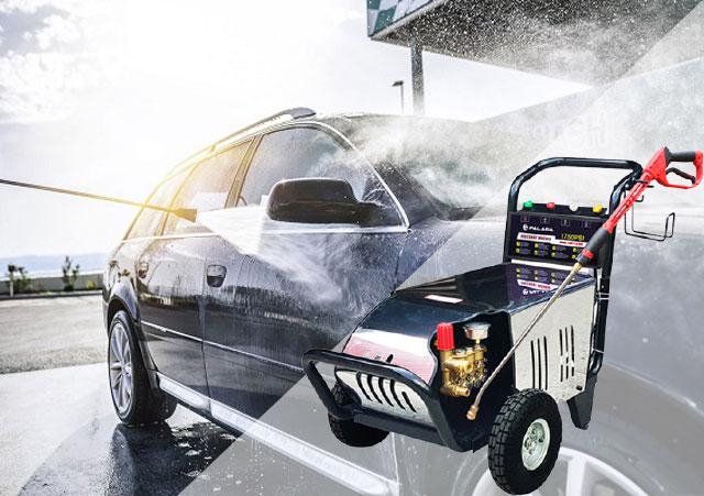 Máy xịt rửa xe cao áp Palada 18M17.5-3T4